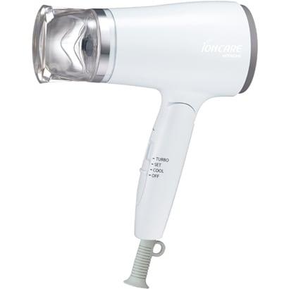 HD-N410 W [マイナスイオンドライヤー ionCARE(イオンケア) ホワイト]