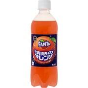 ファンタ 情熱のオレンジ 490ml×24本 [炭酸飲料水]