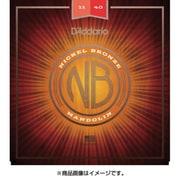 NBM1140 N-Bronze Med 11-40 [マンドリン弦]