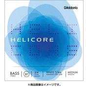 HH610 1/2M HELIC HYB SET MED [ウッドベース(コントラバス)弦 Helicore Hybrid Set]