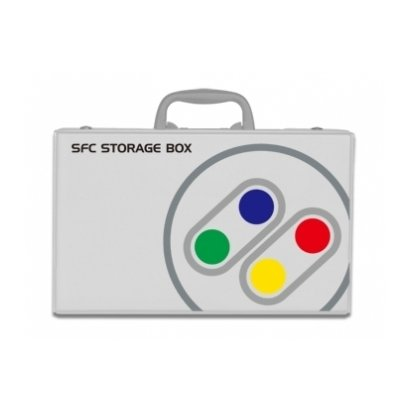CC-CMSFB-GR [クラシック収納箱 (ニンテンドークラシックミニ スーパーファミコン用)]
