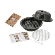 TSP/PN-31D5 [お手軽燻製鍋 熱燻製用 スモークチップセット レシピ付き]