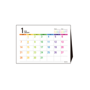 CL181-L-A6 [デスクトップカレンダー A6サイズ L-TYPE]
