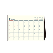 CL181-C-B6 [デスクトップカレンダー B6サイズ C-TYPE]