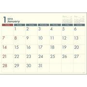 CL181-C-A1 [ウォールカレンダー A1サイズ C-TYPE]