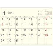 CL181-GX-A3 [月曜始まりウォールカレンダー A3サイズ 六曜 GX-TYPE]