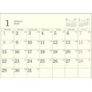 CL181-MX-A4 [月曜始まりウォールカレンダー A4サイズ 六曜 MX-TYPE]