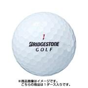 TOUR B X ホワイト(BRIDGESTONE GOLFロゴ) [ゴルフボール 1ダース12球入り]