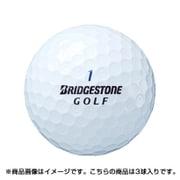 TOUR B XS ホワイト(BRIDGESTONE GOLFロゴ) [ゴルフボール 1スリーブ3球入り]