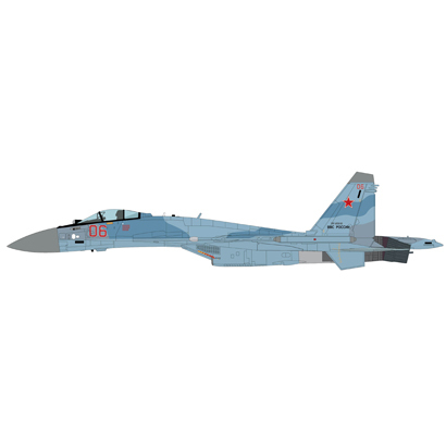 HA5702A [1/72スケール Su-35 フランカーE ロシア航空宇宙軍 シリア 2016]