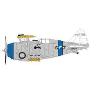 HA7308 [1/48スケール F3F-1 アメリカ海軍 VF-6B USS サラトガ]