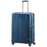 37G*01002 TECHNUM EXP 68cm METALLIC BLUE [ハードスーツケース テクナム スピナー68 旅行日数目安:4~7泊 TSAロック搭載 73/84.5L(拡張機能付) メタリックブルー]