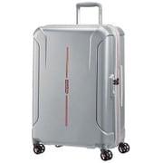 37G*08003 TECHNUM EXP 77cm ALUMINIUM [ハードスーツケース テクナム スピナー77 旅行日数目安:一週間 TSAロック搭載 108/127.5L(拡張機能付) アルミニウム]