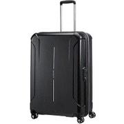 37G*09002 TECHNUM EXP 68cm DIAMOND BLACK [ハードスーツケース テクナム スピナー68 旅行日数目安:4~7泊 TSAロック搭載 73/84.5L(拡張機能付) ダイヤモンドブラック]