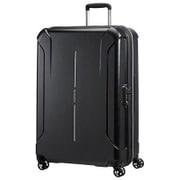 37G*09003 TECHNUM EXP 77cm DIAMOND BLACK [ハードスーツケース テクナム スピナー77 旅行日数目安:一週間 TSAロック搭載 108/127.5L(拡張機能付) ダイヤモンドブラック]
