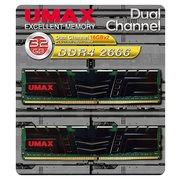 DCDDR4-2666-32GB HS [DIMM 16GB×2]