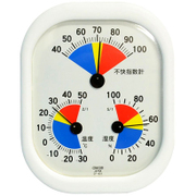 CF-431D [不快指数計付き 室内用温度・湿度計]