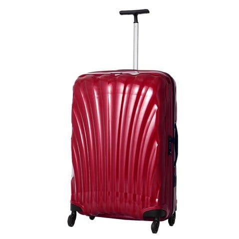 V22*00304 COSMOLITE 75cm RED [ハードスーツケース コスモライト スピナー75 旅行日数目安:1週間 TSAロック搭載 94L レッド]