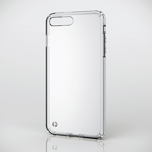 PM-A17LHVCCR [iPhone 8 Plus/7 Plus用 ハイブリッドケース クリア]
