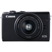 EOS M100 15-45 IS STMレンズキット ブラック [ボディ + 交換レンズ「EF-M15-45mm F3.5-6.3 IS STM」]