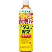 ビタミン野菜 930g×12本 PET [野菜果汁飲料]