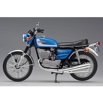 BK5 [スズキ GT380B 1/12スケール バイクシリーズ]