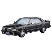 54833 [1/24スケール ザ・モデルカー No.62 ニッサン Y31 セドリック/グロリア V20ツインカムターボ グランツーリスモSV '87]