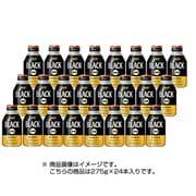 BLACK無糖 DEEP & RICH 缶 275g [24本]