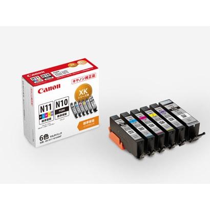 XKI-N11XL+N10XL/6MP [インクタンク マルチパック 大容量タイプ XKI-N11XL(BK/C/M/Y/PB)+XKI-N10XL]