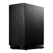 HDL2-AA8 [デュアルコアCPU搭載 2ドライブ高速NAS 8TB]