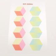 MTSEAL21 [mt seal 幾何学・六角形]