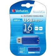 USBSPS16GBV1 [USBメモリ USB3.0、USB2.0両対応 16GB スライド式 Win/Mac対応]