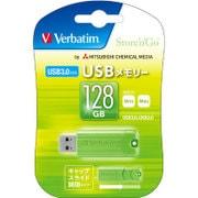 USBSPS128GGV1 [USBメモリ USB3.0、USB2.0両対応 128GB スライド式 Win/Mac対応]