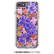CM036090 [iPhone 8/7/6s/6 ケース Karat Petals パープル]