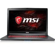 GV72-7RE-1058JP [ゲーミングノートパソコン 17.3インチ/Core i7/GeForce GTX 1050 Ti/メモリ 16GB/SSD 128GB/HDD 1TB/Windows 10 Home 64ビット/ブラック/ヨドバシカメラ限定仕様モデル]