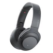 WH-H900N B [ワイヤレスノイズキャンセリングステレオヘッドセット h.ear on 2 Wireless NC  グレイッシュブラック]