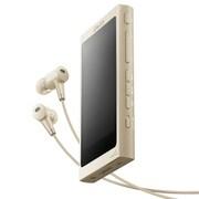 NW-A45HN N [ポータブルオーディオプレーヤー Walkman(ウォークマン) A40シリーズ  16GB 専用ヘッドホン付 ペールゴールド]