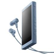 NW-A46HN L [ポータブルオーディオプレーヤー Walkman(ウォークマン) A40シリーズ  32GB 専用ヘッドホン付 ムーンリットブルー]