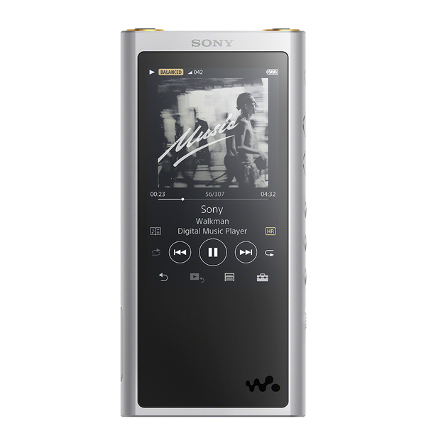 NW-ZX300 S [ポータブルオーディオプレーヤー Walkman(ウォークマン) ZXシリーズ シルバー ハイレゾ音源対応]