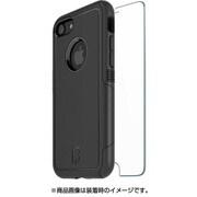 BLAA71G [iPhone 8用 Level Aegis Caseガラスバンドルパック BK]