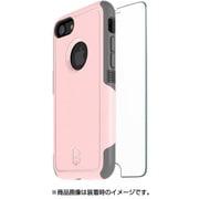 BLAA74G [iPhone 8用 Level Aegis Caseガラスバンドルパック PK]
