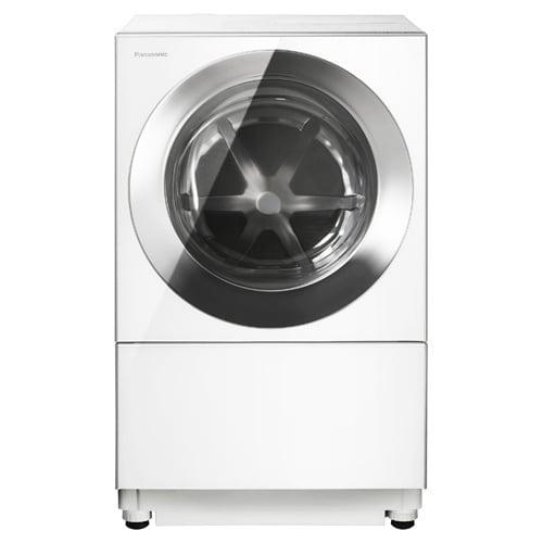 NA-VG1200R-S [ななめドラム式洗濯機 Cuble(キューブル) 洗濯・脱水10kg/乾燥3kg 右開き シルバーステンレス]