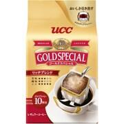 ゴールドスペシャル ドリップコーヒー リッチブレンド 8g×10杯分