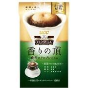 ゴールドスペシャル 香りの頂 濃香コクのプレミアム ドリップコーヒー 8g×6杯分