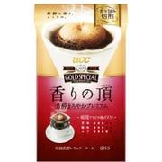 ゴールドスペシャル 香りの頂 芳醇まろやかプレミアム ドリップコーヒー 8g×6杯分