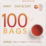 日東 Day&Day ティーバッグ 100P [紅茶]