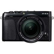 X-E3 レンズキット ブラック [ボディ+交換レンズ「XF18-55mm F2.8-4R LM OIS」]