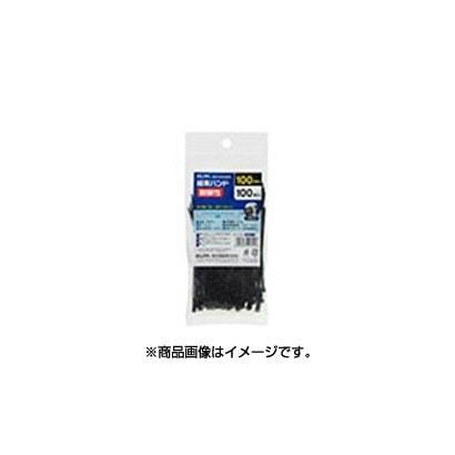 KBF-N100100(BK) [結束バンド 耐候性 100mm]