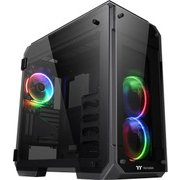 CA-1I7-00F1WN-01 VIEW 71 TG RGB [PCケース]