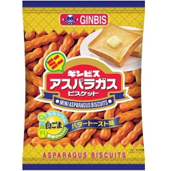 ミニアスパラガス バタートースト味 77g
